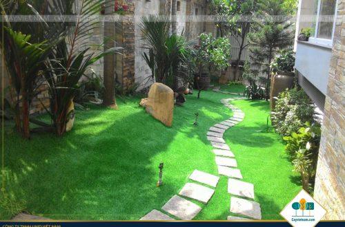 3 yếu tố giúp bãi cỏ sân vườn luôn xanh tươi và đẹp